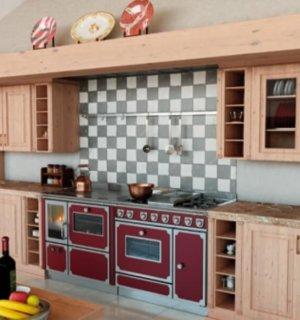 De Manincor Cucine a Legna