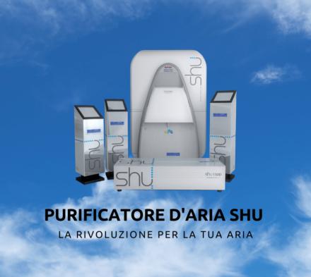 PURIFICATORE D'ARIA