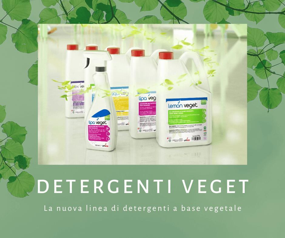 Detergenti a base vegetale