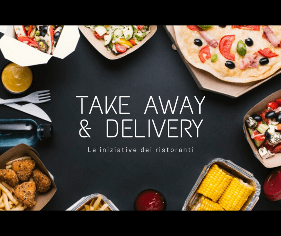 take away e delivery